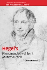 Krasnoff - Hegel's Phenomenology of Spirit